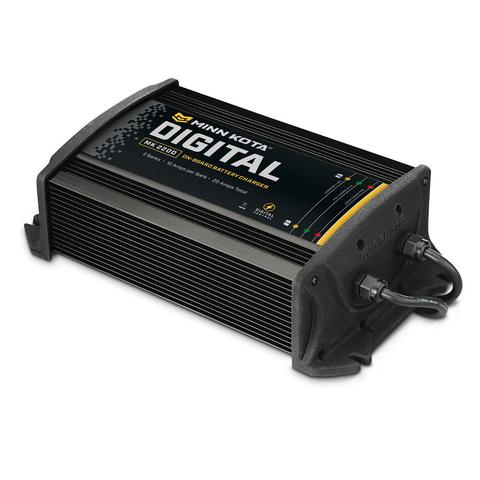 Зарядное устройство Minn Kota MK-220E на 2АКБ