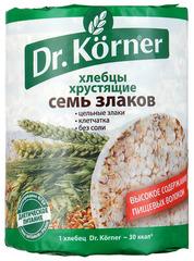 "Хлебцы ""Dr. Korner"" 7 злаков 100 г"