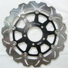 Тормозные диски передние для мотоцикла (2шт.) для Suzuki GSXR600 04-05, GSX-R1000 03-04