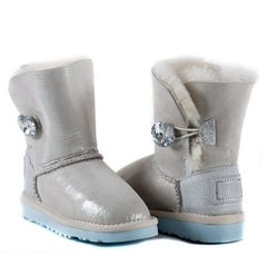 Угги для девочек UGG Kids Bailey Button Bling I Do