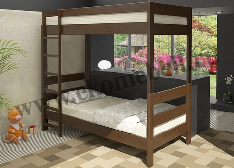 Кровать двухъярусная *Икея*