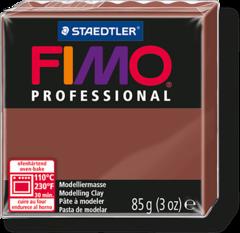 Полимерная глина FIMO Professional 77 (шоколад) 85г