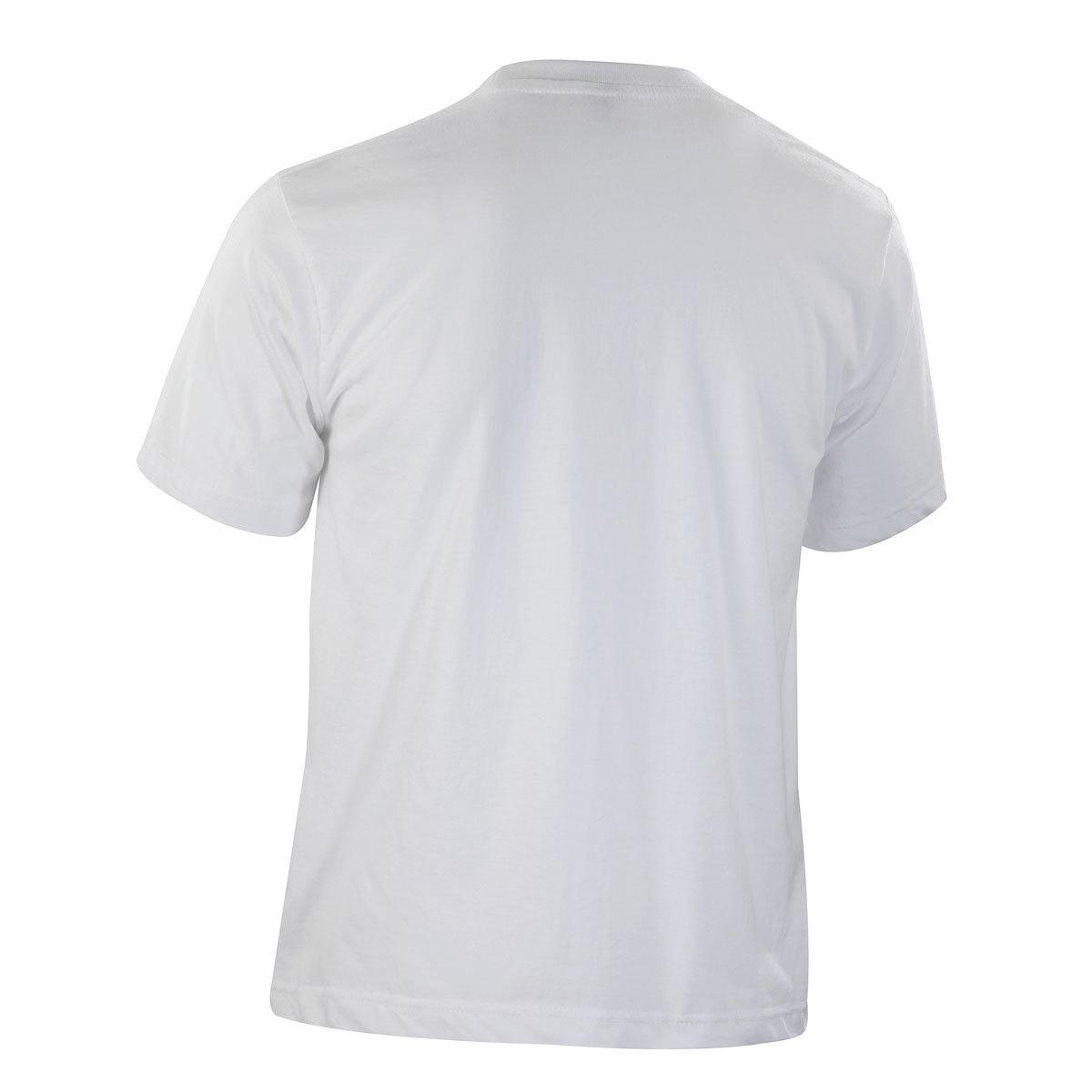 Мужская футболка Asics Promozionali white (T207Z9 0001)фото