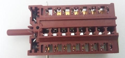 Переключатель режимов для плиты Hansa (Ханса) - 8031478