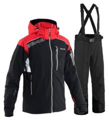 Мужской горнолыжный костюм 8848 Altitude 710808-712208 черный