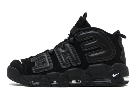 Nike Air More Uptempo 96 'Supreme/Black'