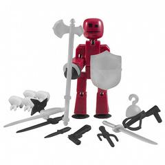 Стикбот с оружием Stikbot
