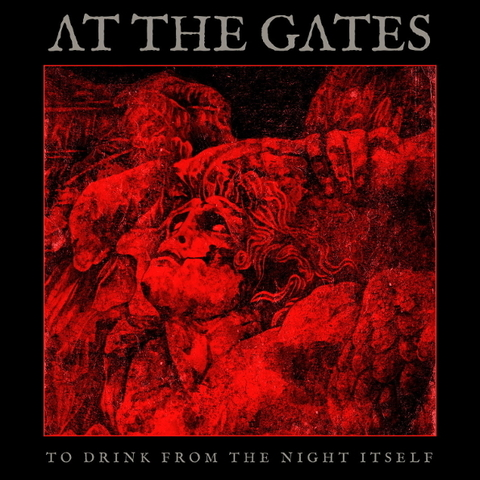 At The Gates / To Drink From The Night Itself (LP)