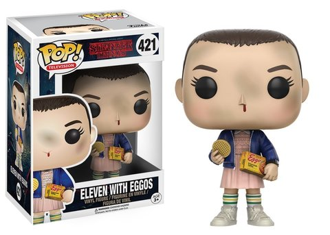 Eleven Stranger Things Funko Pop! Vinyl Figure || Одинадцатая