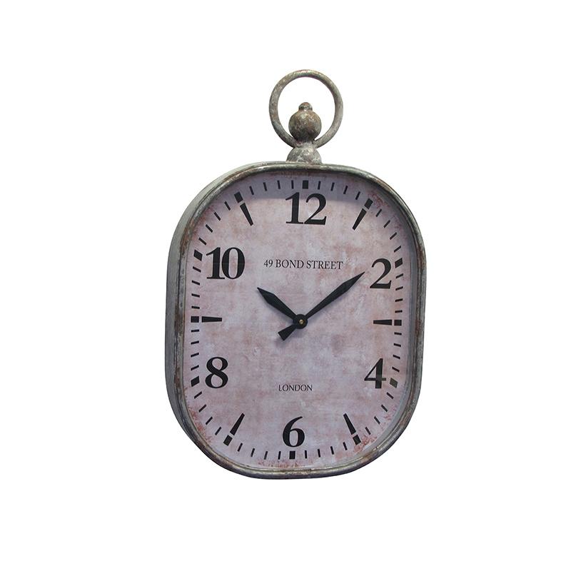 Dekoratief Металлические часы «Bond Street» (Настенные и настольные часы)