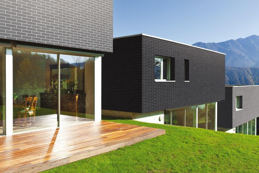Клинкерная плитка King Klinker, Polar night (08), Dream House, 65x250x10, RF