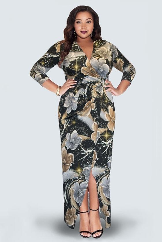 Платье 39-136