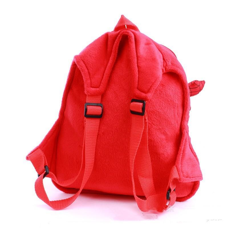 Рюкзак детский Человек паук игрушка