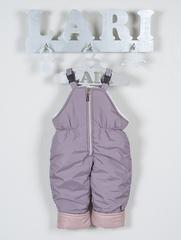 Костюм Аленка курточка + полукомбинезон ( пастельный роз) 68-74 см
