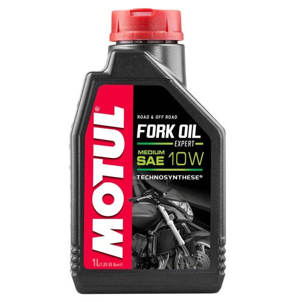 Motul Fork Oil Expert Medium 10W Масло для мотовилок