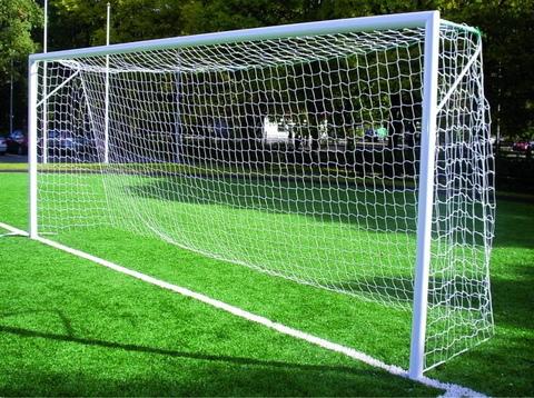 Ворота для футбола 5х2м бетонируемые стационарные