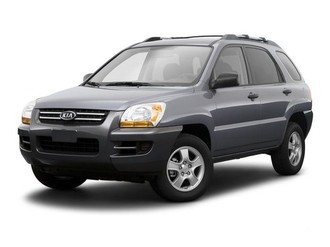 KIA Sportage II 2006-2009