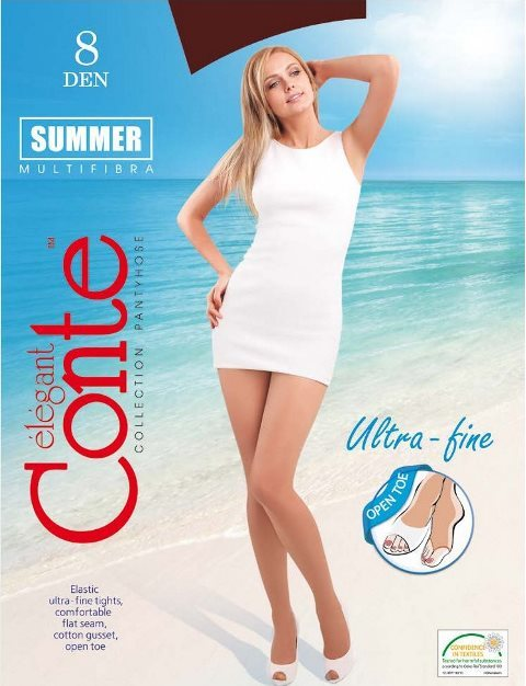 Summer 8 open toe