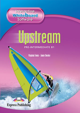 Upstream Pre-Intermediate B1 - Interactive Whiteboard Software