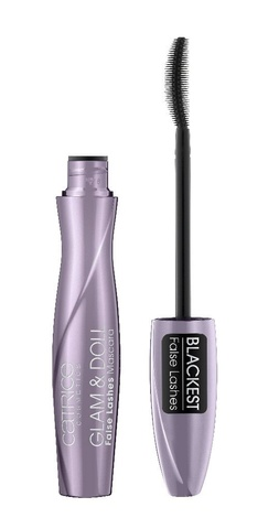 Catrice Тушь для ресниц Glam & Doll False Lashes Mascara 010 Black