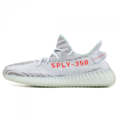 Мужские Adidas Yeezy Boost 350 V2 SPLY Beluga Light Grey