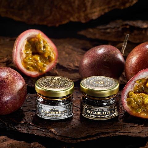Табак WTO Caribbean Blend Passion Fruit (ВТО Карибский Бленд Маракуйя) 20 г