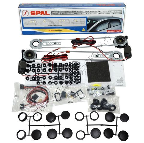 Универсальные электростеклоподъемники Spal Standard