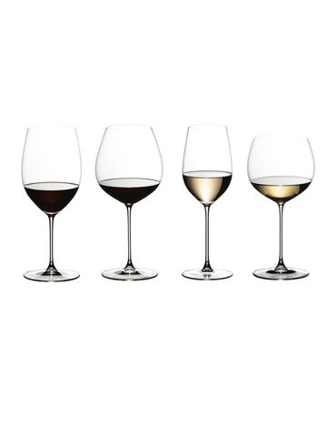 Набор бокалов для дегустации 4шт Riedel Veritas Tasting Set
