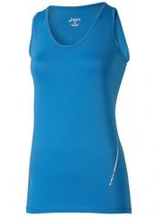 Женская беговая майка Asics Tank Blue (110421 0830)
