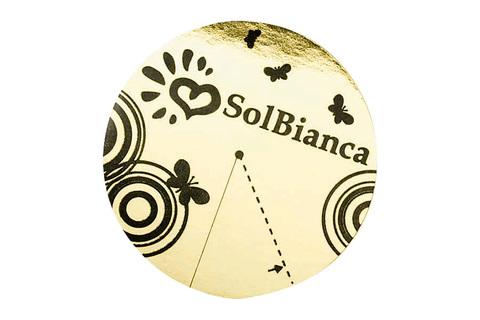 *Стикини для солярия с защитой для родинок(Чистовье/50пар/03-401)