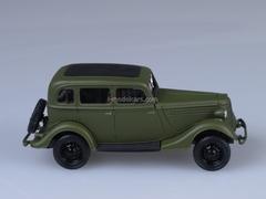 GAZ-61-73 green 1:43 Nash Avtoprom