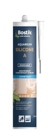 Bostik Aquarium Silicone A / Бостик силиконовый клей герметик для аквариумов