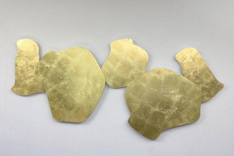 Hind Rabii ya-ya wall lamp 5 ( gold )