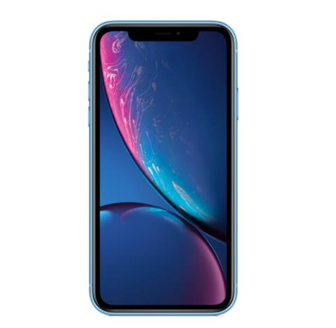 Купить iPhone Xr 128Gb Blue в Перми