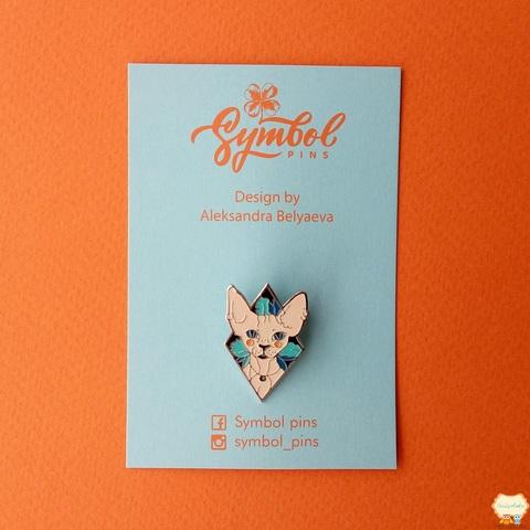 Пін Symbol pins Сфінкс