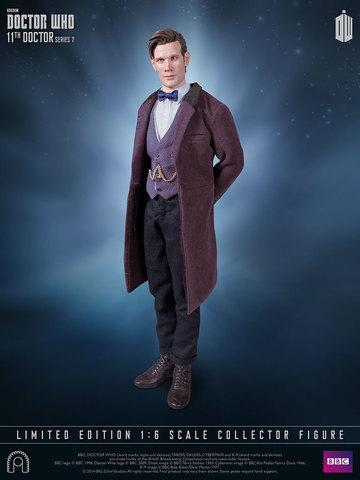 Doctor Who - 11th Doctor Figure 1:6 || 11-ый Доктор Кто Коллекционная фигурка