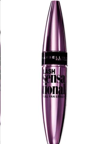 Мейб Тушь Lash Sensational черный Limited Edition