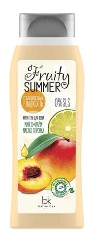 BelKosmex Fruity Summer Гель для душа