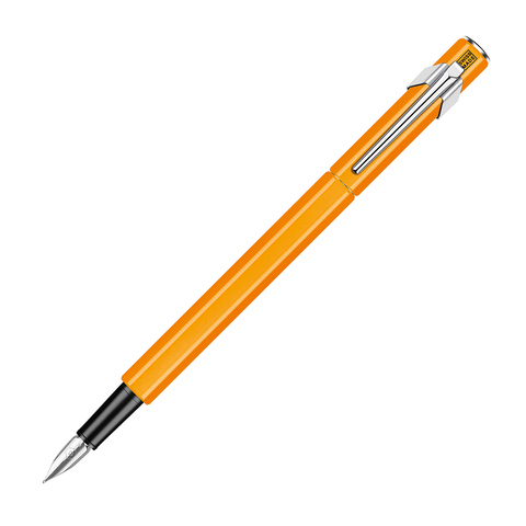 Carandache Office 849 Fluo - Orange, перьевая ручка, M