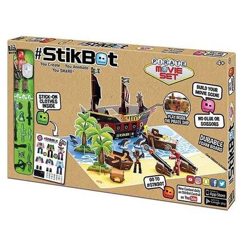StikBot - Студия Пиратский корабль