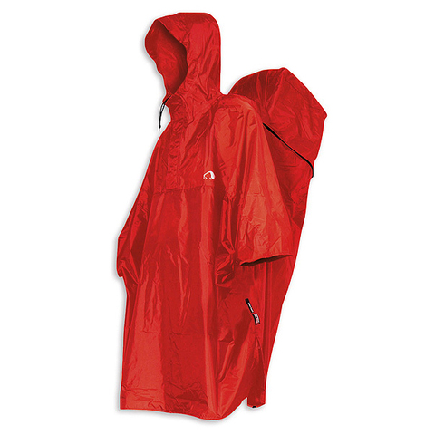 дождевик Tatonka Cape XL red