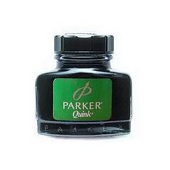 Флакон с чернилами Parker для перьевой ручки Z13 цвет: Green, S0116040