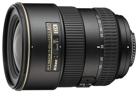 Nikon 17-55mm f/2.8G ED-IF AF-S DX Zoom-Nikkor (JAPAN)