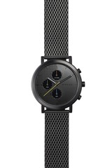 Часы 2204 Dark Grey mesh от Hygge Watch