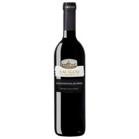 Вино Алазанская Долина Бадагони 0,75л