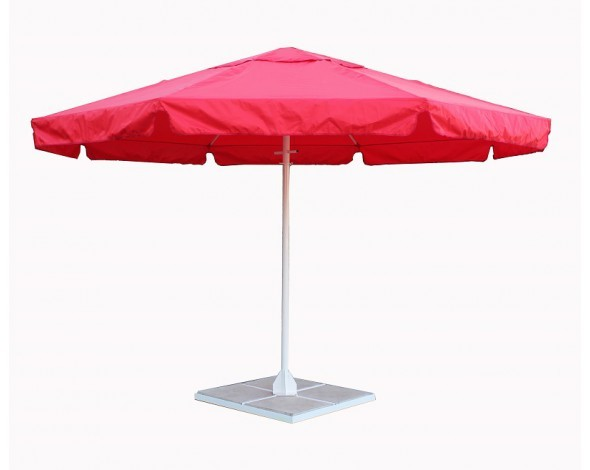 Зонт круглый Митек Ø4 м стальной каркас