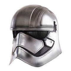Звездные войны маска шлем Капитан Фазма — Star Wars Captain Phasma mask