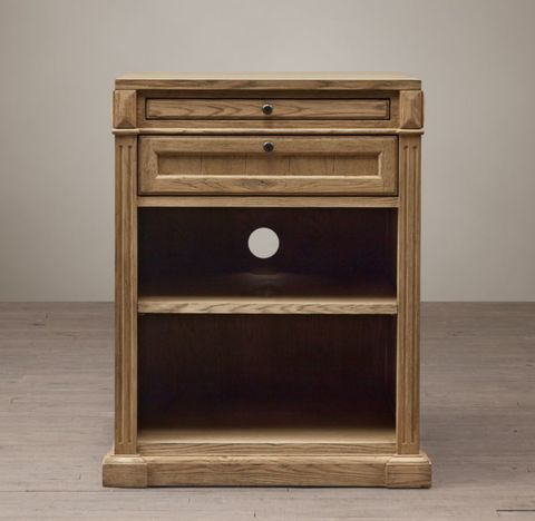 Library Modular Open Cubby Cabinet