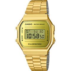 Электронные наручные часы Casio A-168WEGM-9D