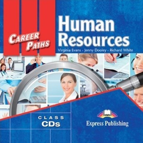Career Paths - Human Resources Audio CDs